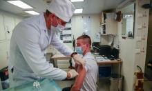 انطلاق حملة تطعيم جماعي ضد كورونا في موسكو