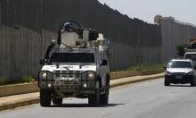 جنوب لبنان: الاستيلاء على معدات قافلة تابعة لقوات