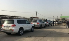 وفد رؤساء بعثات وسفراء الاتحاد الأوروبي يزور غزة