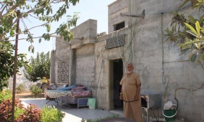 أم الفحم: المحكمة ترفض تجميد أمر هدم بيت عائلة عبد الغني إغبارية