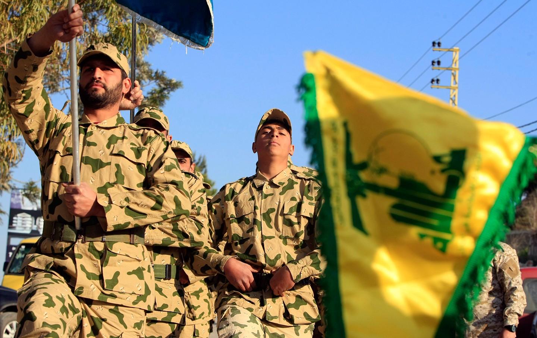 """التقرير يتوقع دورًا كبيرًا لقوات """"حزب الله"""" البحرية (أ ب)"""