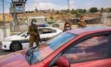 ابتداء من الخميس: اشتراط دخول العمال الفلسطينيين لإسرائيل بفحص لكورونا