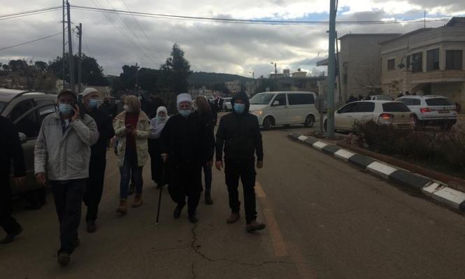 """""""عنفات الرياح"""": الجولانيون يدحرون آليات الاحتلال.. بانتظار جولات مواجهة قادمة"""