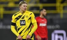 بروسيا دورتموند: هالاند يكمل علاجه في قطر