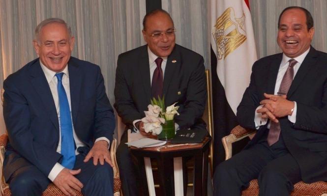 زيارة نتنياهو لمصر قد تُلغى بعد تسريب لقاء نتنياهو وبن سلمان
