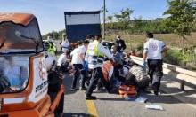 مصرع طفلين في حادث طرق قرب القدس