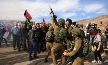 إصابات جراء قمع الاحتلال لمسيرات في الضفة الغربيّة