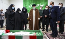 "إيران تمنح فخري زادة ""وسام نصر"""