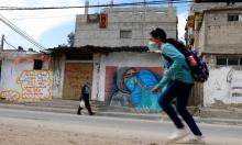 غزة: 6 حالات وفاة و406 إصابات جديدة بكورونا