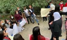اختتام نشاطات الحملة العالمية لمناهضة العنف ضد المرأة