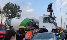 إصابتان خطيرتان في حادث طرق جنوبي البلاد