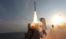 """إسرائيل أجرت """"تجارب ناجحة"""" على منظوماتها لاعتراض الصواريخ"""