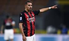 ميلان يفقد لاعبه الجزائري لمدة 10 أيام