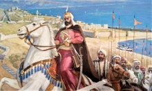 ظاهر العمر... بين صقر أبو فخر وإبراهيم نصر الله