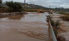 شتاء عاصف: سيول وفيضانات في مختلف أنحاء البلاد
