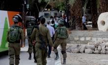 اعتقالات بالضفة والقدس واعتداءات للمستوطنين ببيت لحم وسبسطية