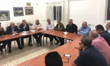 التجمع يدعم ترشيح بركة لرئاسة المتابعة ويدعو لإعادة بناء اللجنة