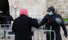 حالتا وفاة و313 إصابة بكورونا في القدس خلال يومين