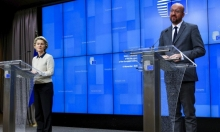 """الأمم المتحدة: عقوبات الاتحاد الأوروبي على مصر """"قرار سيادي"""""""