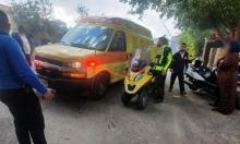 عبلين: إصابة نجل رئيس المجلس في جريمة إطلاق نار