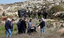 رام الله وجنين: مستوطنون يعتدون على فلسطينيّين