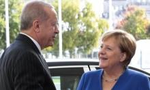 إردوغان لميركل: نريد تحسين علاقاتنا مع أوروبا