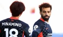 ليفربول يمطر شباك كريستال بالاس بسبعة أهداف