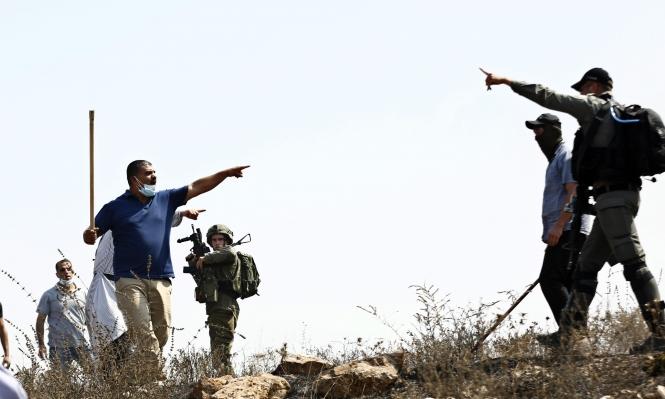 مستوطنون يعتدون على عدة مناطق في الضفة