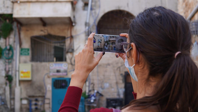 أيّام تطوّعيّة لطلّاب منحة روضة بشارة عطا الله في مدن السّاحل