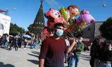 افتتاح سوق الميلاد في بيت لحم ضمن إجراءات وقائيّة