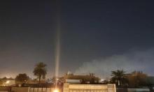 بغداد: قصف صاروخي على السفارة الأميركية