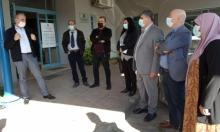 أم الفحم: تجهيزات لافتتاح مركز تطعيم ضد كورونا
