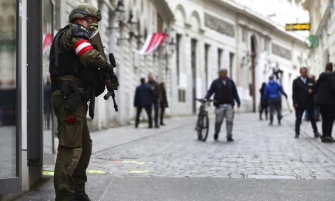 النمسا: اعتقال مشتبهين إضافيين في هجوم فيينا