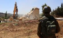 الاحتلال يشرد 20 نفرا بعد هدمه منزلين ومنشآت قرب الخليل