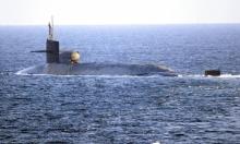 عبور غواصة نووية أميركيّة مضيق هرمز إلى مياه الخليج