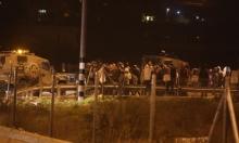 """""""شبيبة التلال"""" يصعدون اعتداءاتهم إثر مصرع مستوطن في مطاردة بوليسية"""