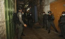 الحرم القدسي: استشهاد الفتى محمود كميل برصاص الاحتلال