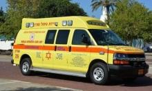 إصابة خطيرة لشابة دهسا في النقب