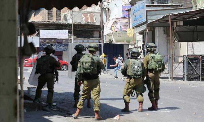 إصابات بمواجهات في نابلس واعتقالات بجنين