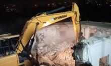 بلدية الاحتلال تجبر مقدسية على هدم منزلها بسلوان