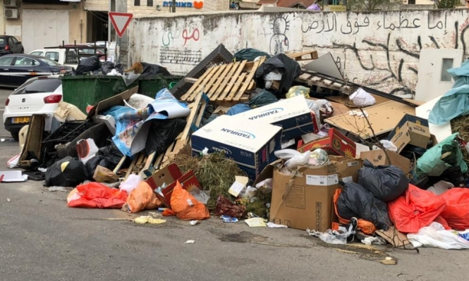 """خصخصة قسم النظافة في النّاصرة؛ البطالة تتهدّد """"عشرات العمّال"""""""