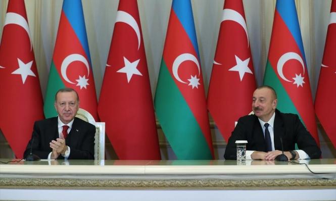 أذربيجان تسعى للوساطة بين إسرائيل وتركيا