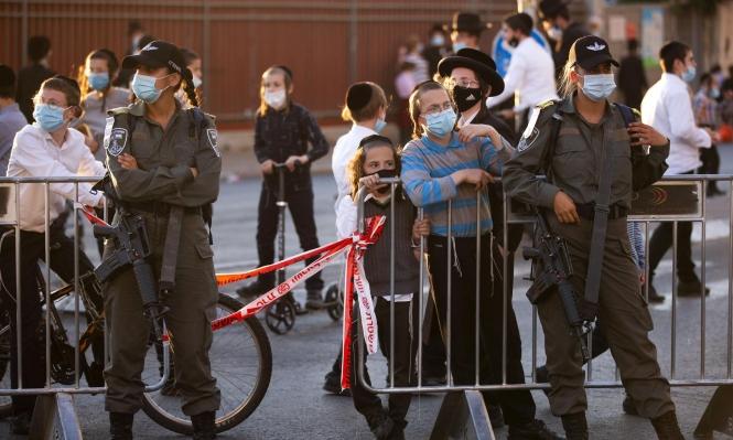 الحكومة الإسرائيلية تفرض الإغلاق الشامل بدءا من مساء الأحد
