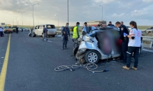 حادث الطرق في النقب: مصرع شخصين وإصابة آخرين بجروح خطيرة