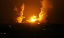 المرصد السوري: مقتل 6 مقاتلين بالهجوم الصاروخي الإسرائيلي في مصياف