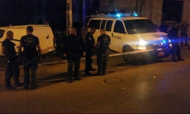 يافا: مصابان عربيان في جريمة إطلاق نار