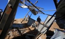 الاحتلال يشن غارات على غزة بزعم الرد على استهداف عسقلان
