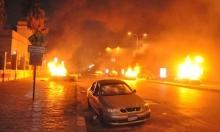 للمرة الثانية: اندلاع حريق بمستشفى بمصر يقتل 7 مصابين بكورونا