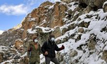 وفاة 8 أشخاص إثر انهيار ثلجي على قمم طهران