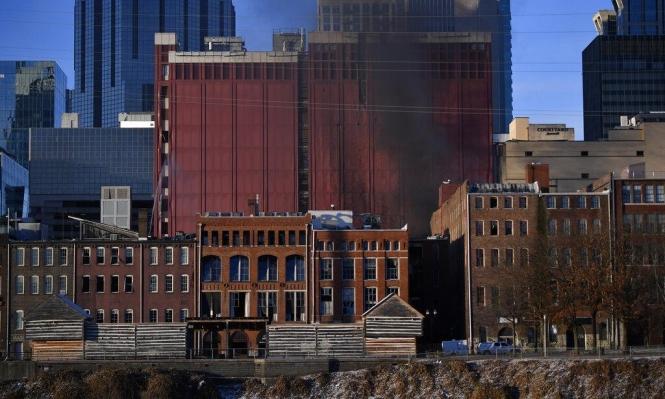انفجار ناشفيل: توسّع دائرة الأضرار ومطالبات بحالة طوارئ